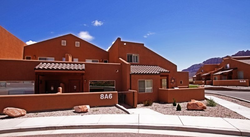 New, 3 bedroom, 2 1/2 bath, 1500 sq ft townhome, vacation rental in Moab