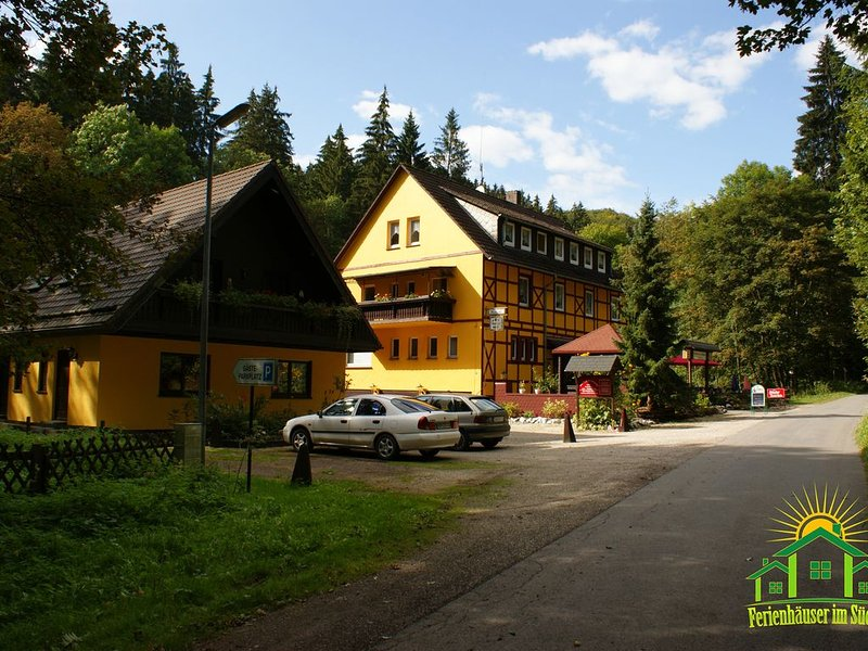 13 Schlafzimmer, 10 Badezimmer, Wohnzimmer, Esszimmer und eine Küche, location de vacances à Walkenried