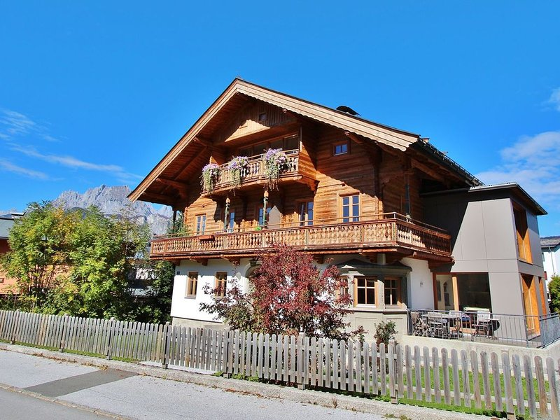 Luxury apartment in the middle of the Kitzbüheler Alps., vacation rental in St Johann in Tirol