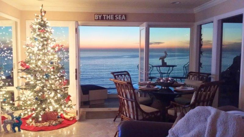*GORGEOUS  SAN CLEMENTE OCEAN FRONT CONDO: MAY & JUNE 2017 AVALIABLE*, alquiler de vacaciones en San Clemente