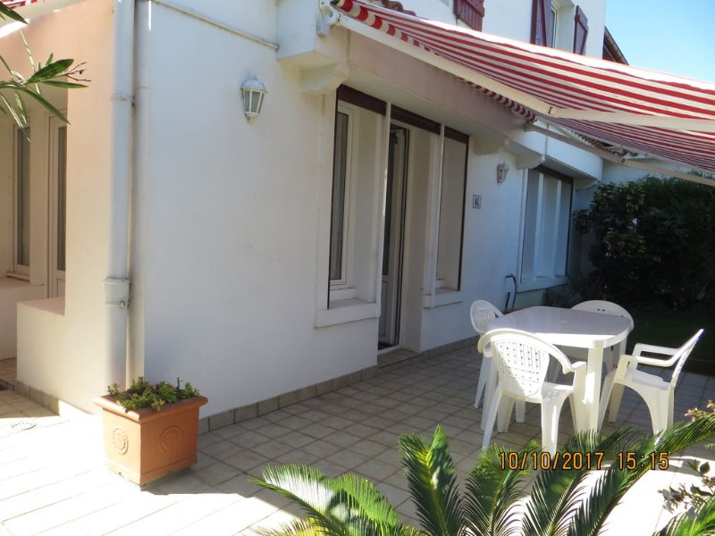 T2 Centre HENDAYE plageT2, holiday rental in Hendaye