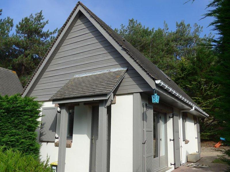 Villa au Touquet, 2 chambres, avec accès direct à la mer à pied, vacation rental in Le Touquet – Paris-Plage
