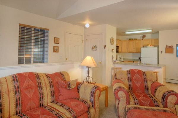 Perfect location & space for your ski vacation!, vacation rental in Oak Creek