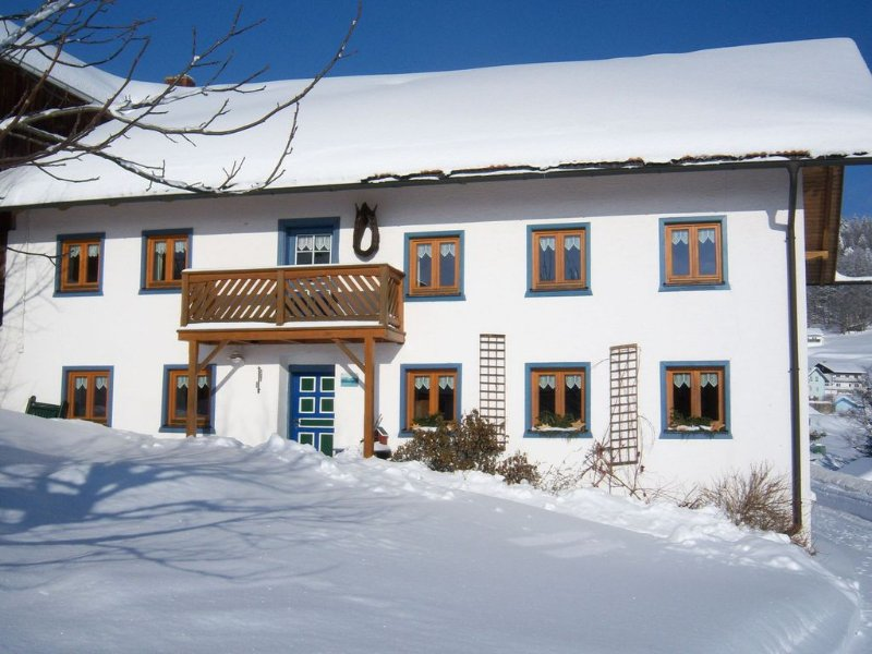 Detached farmhouse with a wonderful view., holiday rental in Spiegelau