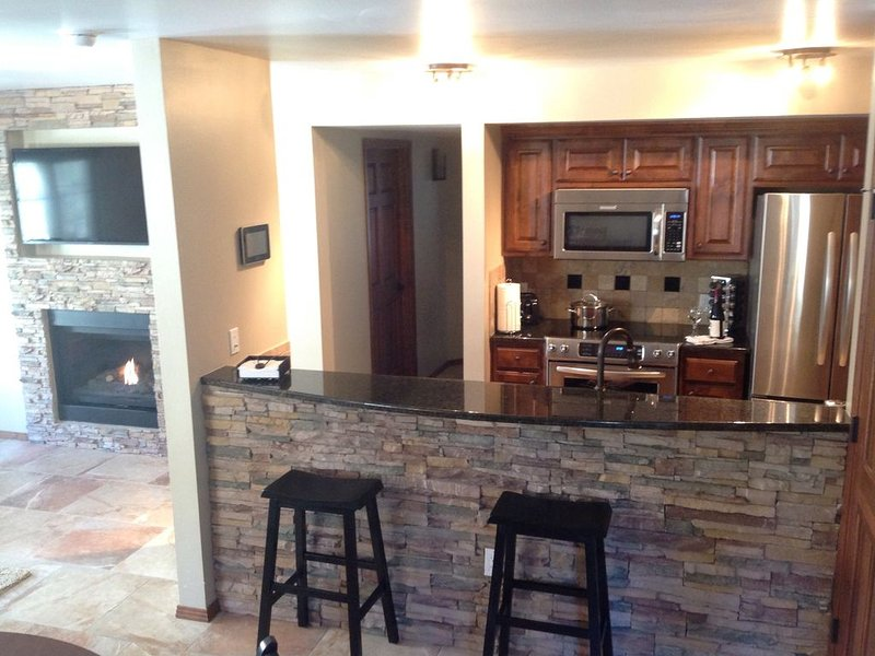 St. Moritz Unit #302, holiday rental in Taos Ski Valley