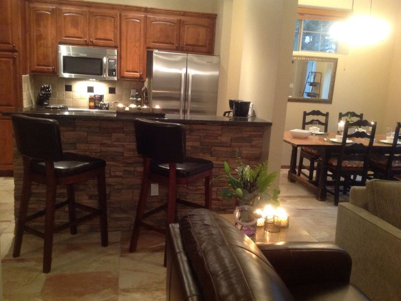 St. Moritz Unit #102, holiday rental in Taos Ski Valley
