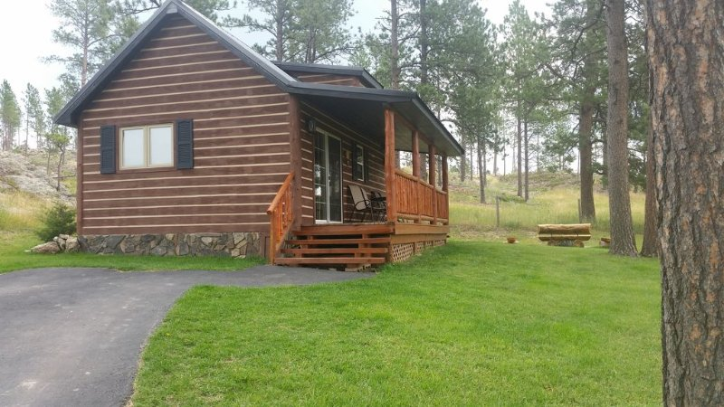 Rustic Rock Haven - Horses Welcome, holiday rental in Custer