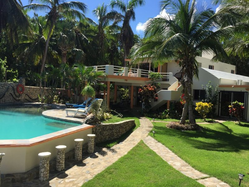 Spectacular Oceanfront Villa with Pool, vakantiewoning in Dominicaanse Republiek
