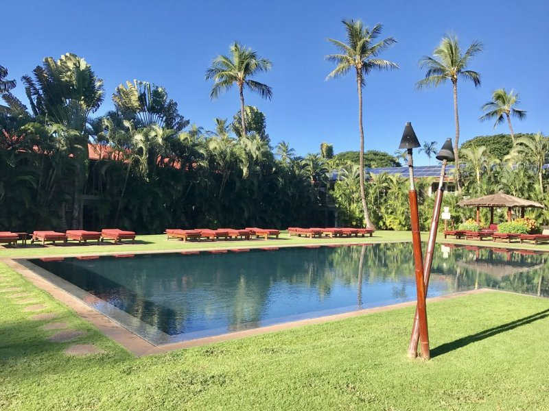 Garden view, Cottage, Pool, Quaint & cozy, One mile to beach, Aina Nalu B106, holiday rental in Lahaina