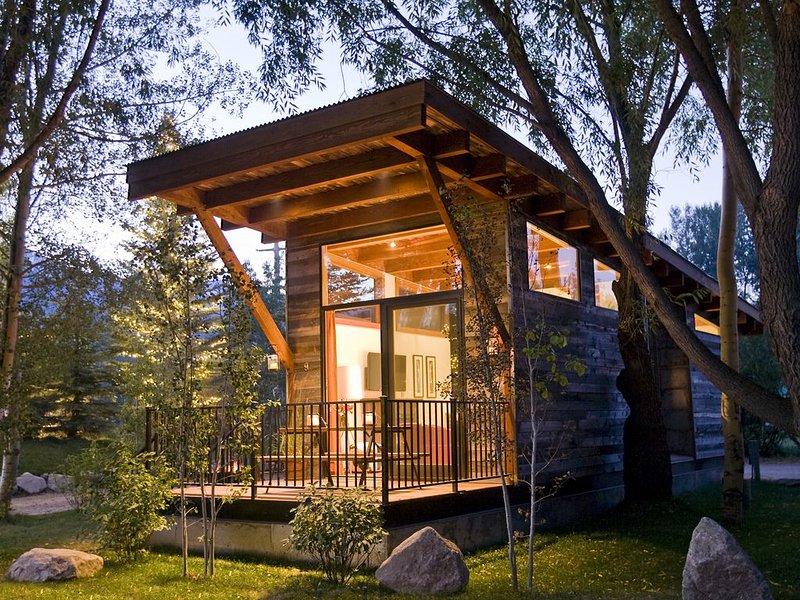 Jackson Hole Ski Cabin ~ Modern/Rustic ~ Teton Views, casa vacanza a Wilson