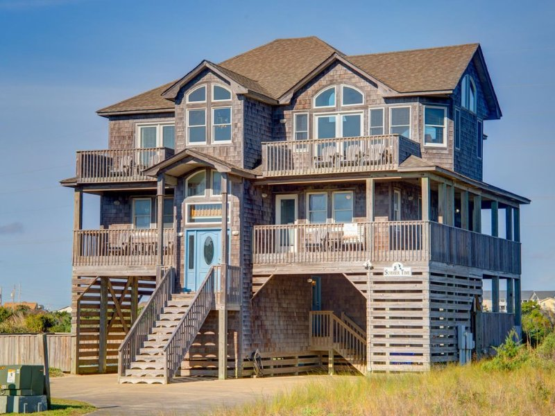 Great Fishing - Great Beaches - Great House, location de vacances à Hatteras