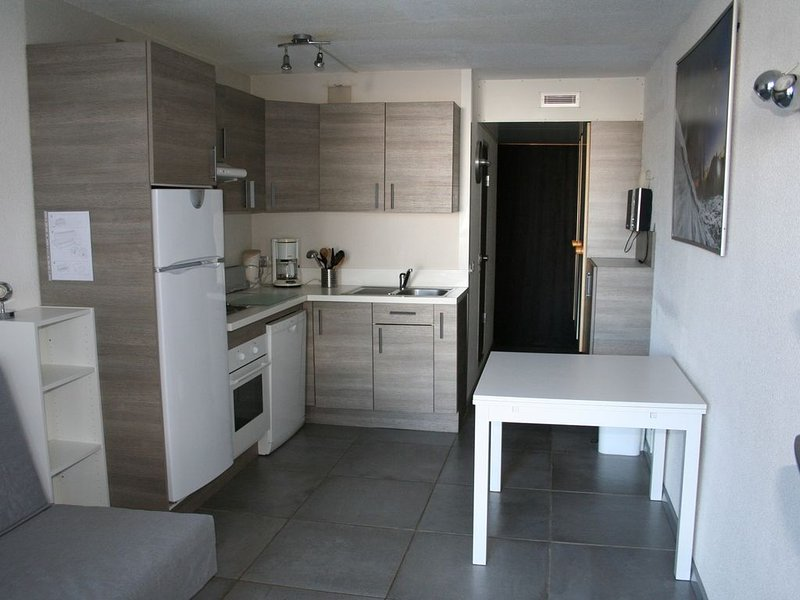 Apartment with balcony at the foot of Arc 2000 pistes-, holiday rental in Les Arcs