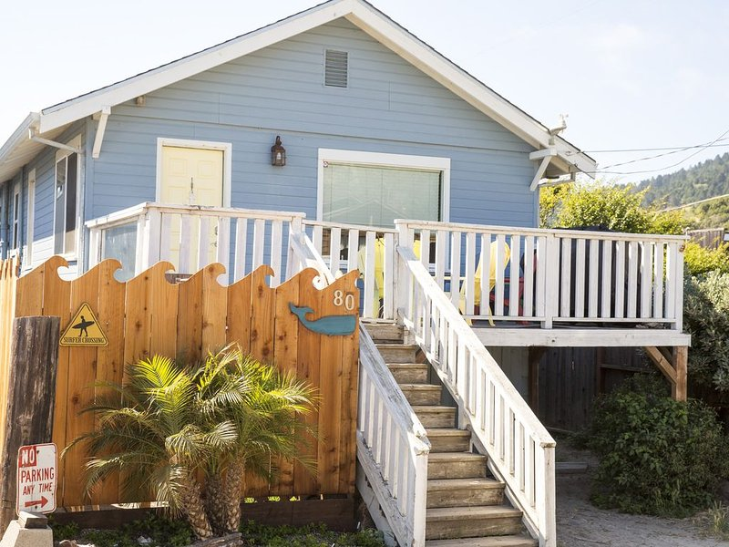 Dog Friendly Cottage with Ocean Views, alquiler de vacaciones en Bolinas