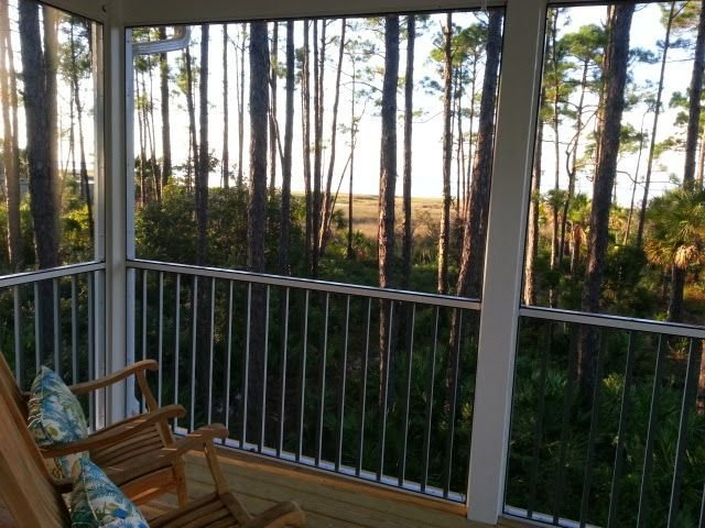 'Bay Hammock' Secluded Bay Front Cottage For Two, alquiler de vacaciones en Port Saint Joe