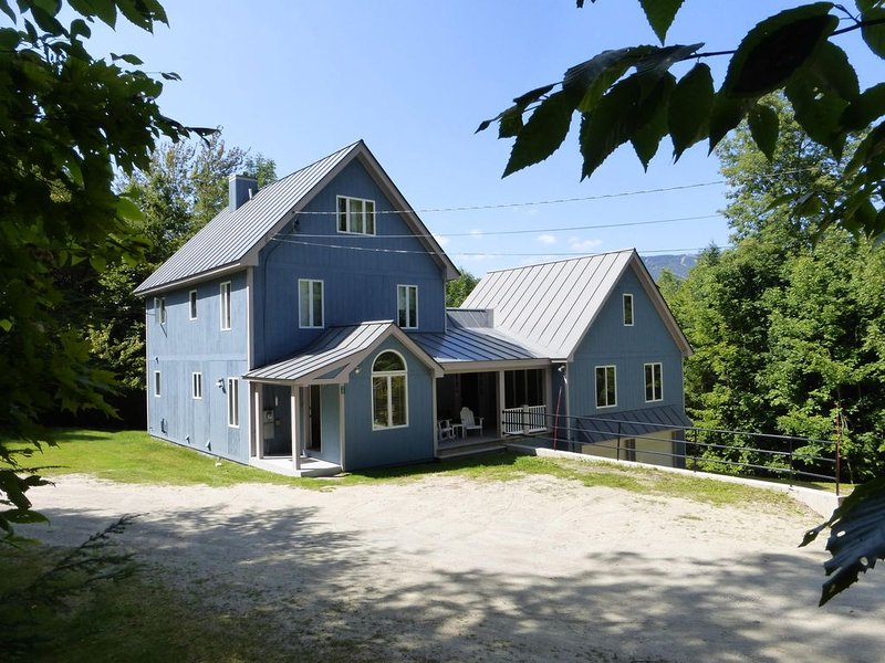 Snowbird Lane - South Hill Ludlow - Well Appointed House – semesterbostad i Ludlow