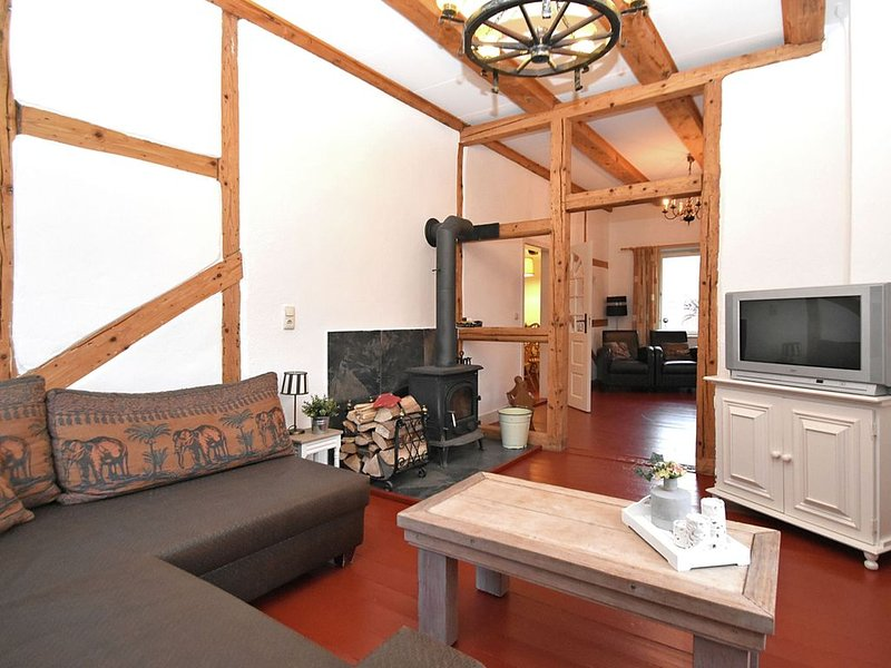 Beautiful cottage in a wooded area, holiday rental in Neuwerk