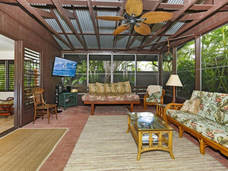 Kailua Beach Vacation Cottage, holiday rental in Waimanalo