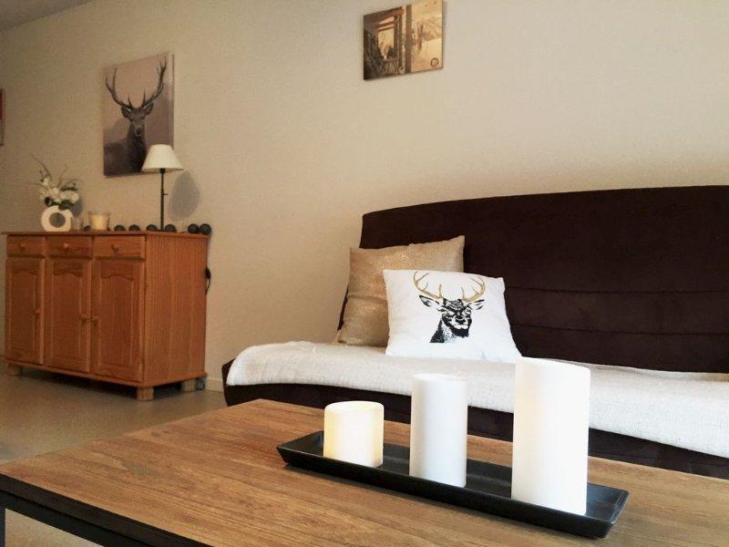 T3 spacious apartment Saint Lary Village, holiday rental in Saint-Lary-Soulan