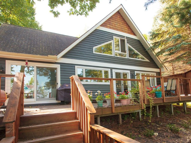 Crosslake/ Whitefish Chain: Big Trout Lake, vacation rental in Pine River