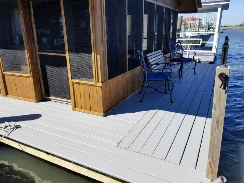 REELAXATION 'A comfortable Cabin on the Apalachicola River.', holiday rental in Apalachicola