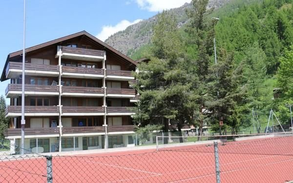 Apartment Täsch for 4 - 6 people with 2 rooms - Apartment, casa vacanza a Randa