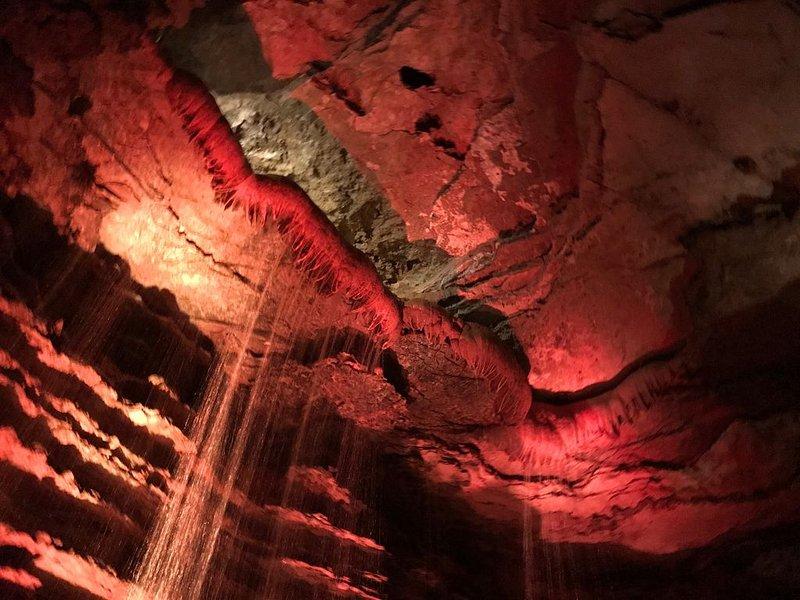 Marvel Cave à Silver Dollar City