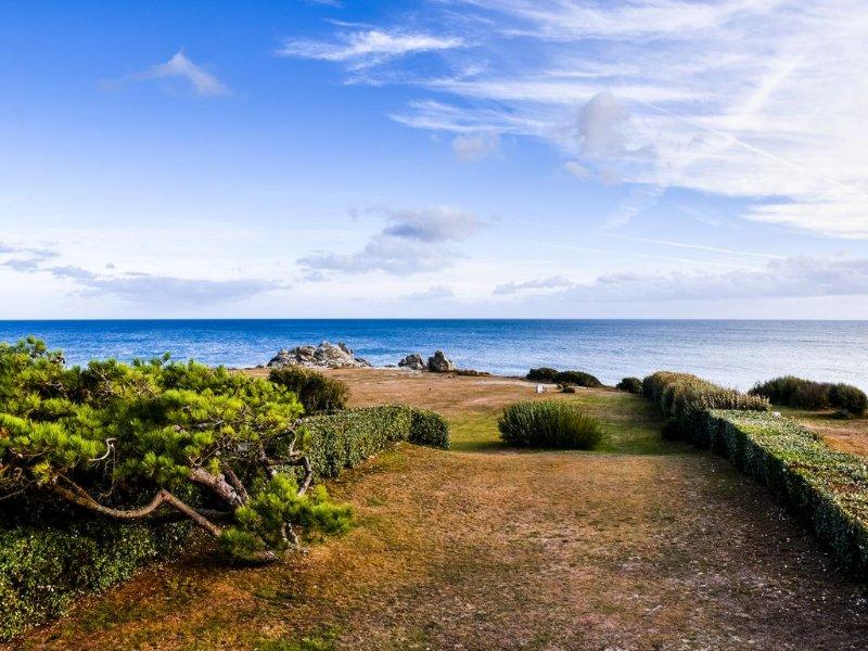 Villa direkt am Meer , privater Zugang zum Strand, mit Spa :  Sauna, Whirlpool, alquiler de vacaciones en Finistere