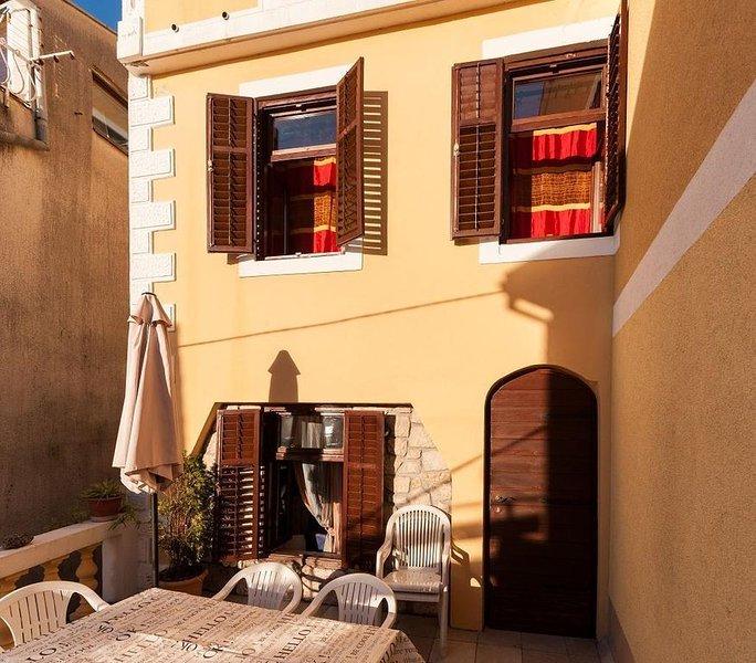Ferienhaus Selce für 8 Personen mit 4 Schlafzimmern - Ferienhaus, holiday rental in Selce