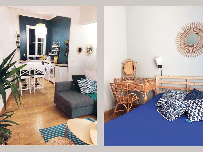 Appartement 2P centre ville et plage, holiday rental in Trouville-sur-Mer
