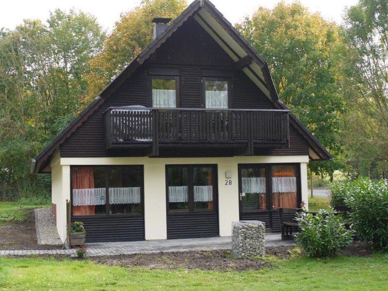 Ferienhaus Frielendorf für 1 - 6 Personen - Ferienhaus, holiday rental in Willingshausen