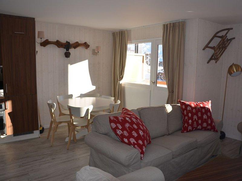 Résidence La Vanoise A - Val Thorens, aluguéis de temporada em Val Thorens