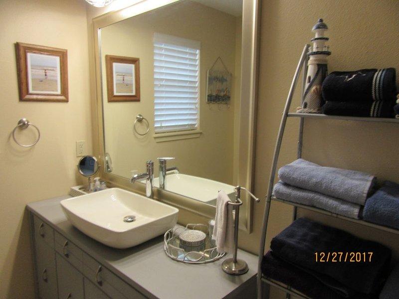 Master Bathroom - recently updated