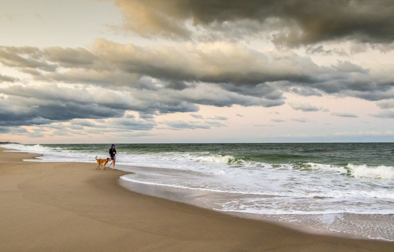 Bethany Beach, along with Rehoboth Beach was ranked #1 as cleanest by the NRDC