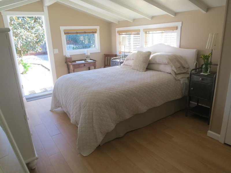 A Simple Sanctuary at the Beach, alquiler de vacaciones en Bolinas