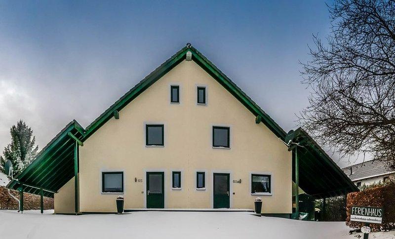 Entspannen Sie im Nationalpark Eifel. Ideal für Familien und Naturliebhaber., holiday rental in Monschan