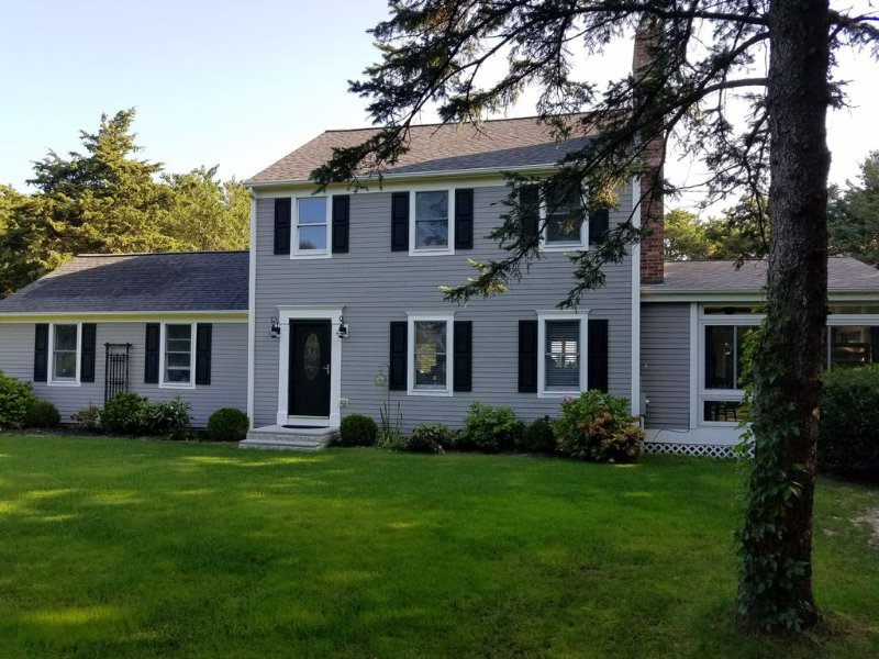 Real gem...quiet, executive neighborhood less than 300 yards from Cape Cod Bay