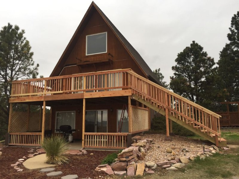 Wind Cave Cabin ~ Just Wonderful, holiday rental in Hot Springs