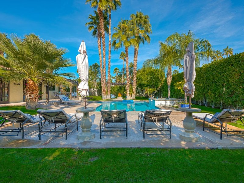 Location, Location, Location- Movie Colony Gem- Close to Downtown Palm Springs – semesterbostad i Palm Springs