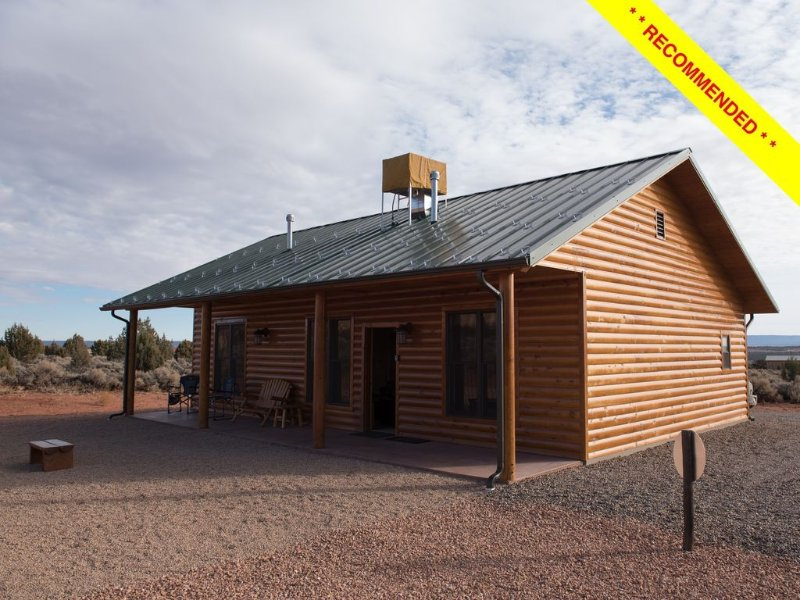 The Cabin at Purradise near Best Friends, Zion, Bryce, Lake Powell, Grand Canyon, location de vacances à Kanab