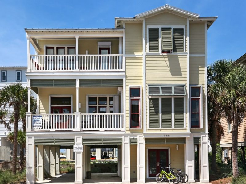 Kevin's Heaven-268 Garfield St by Royal Destinations - Gulf view, vacation rental in Grayton Beach