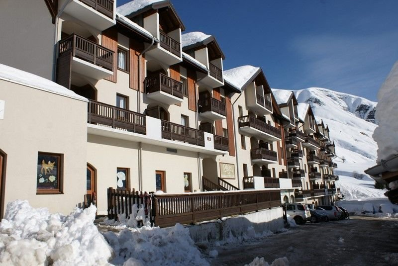 Charmant appartement 4 personnes  Centre station, vacation rental in Saint-Sorlin-d'Arves