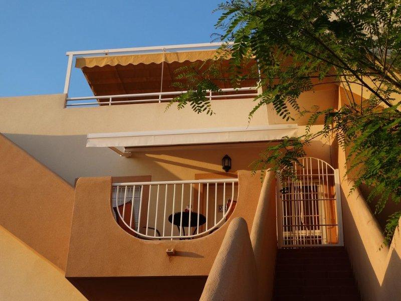Bel appartement vue sur mer tout équipé, vacation rental in La Azohia