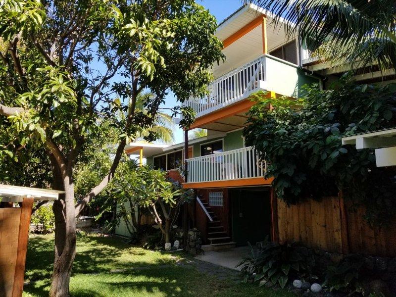 Steps from Paniau Beach, location de vacances à Kamuela