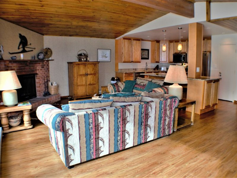 3BR Townhome Sleeps 10 - Short Walk to Slopes at Purgatory/DMR Ski Resort, holiday rental in Durango Mountain