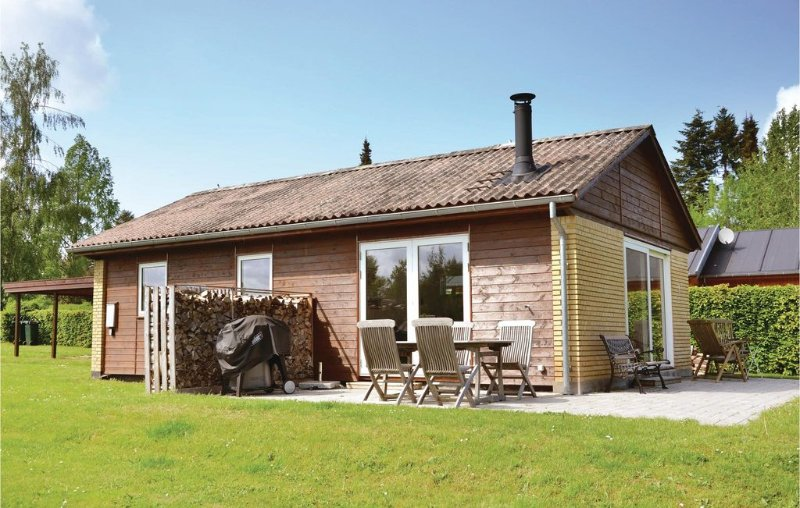 2 bedroom accommodation in Kirke Hyllinge, location de vacances à Ringsted Municipality