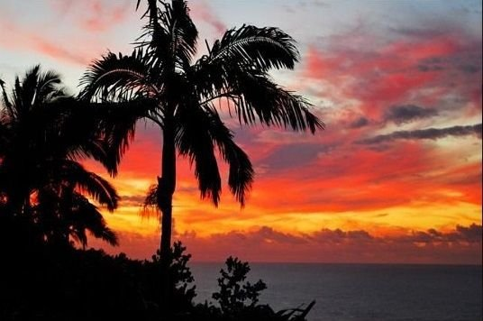 Wake up to the Sunrise at Paradise Bluff!