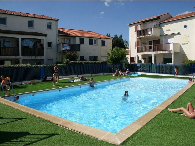 JOLIE VILLA  SUPERBE VUE SUR MER PISCINE DANS RESIDENCE, holiday rental in La Bernerie-en-Retz