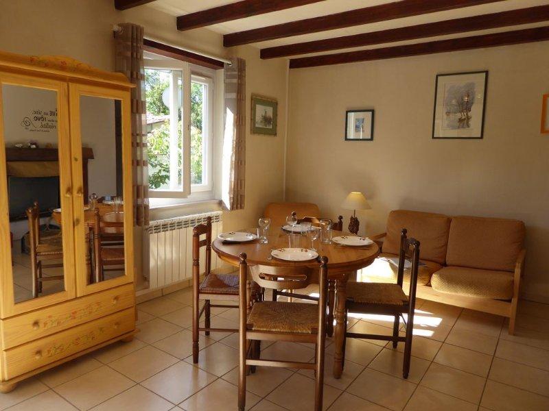 Gîte confortable, au calme, animaux acceptés, nombreuses activitées, location de vacances à Hautes-Pyrenees