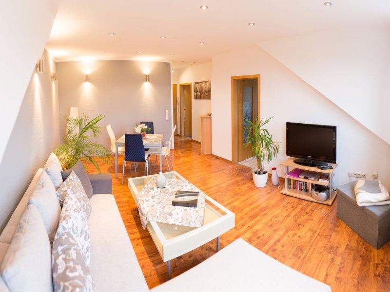 Erholung in den Weinbergen - Ferienwohnung Isinger, Ferienwohnung in Grolsheim