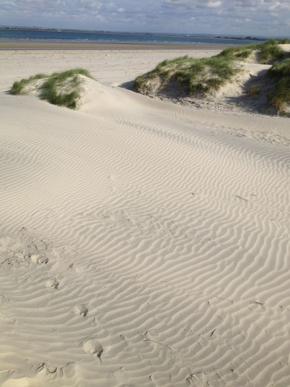 West Wittering Beach.